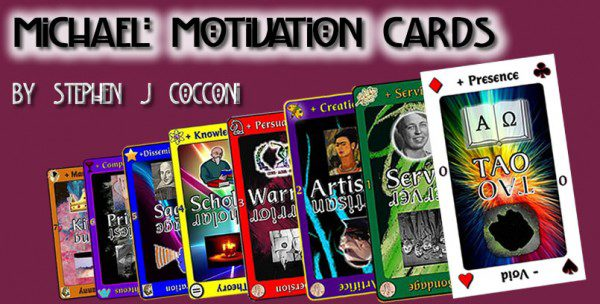 Michael Motivation Card Header