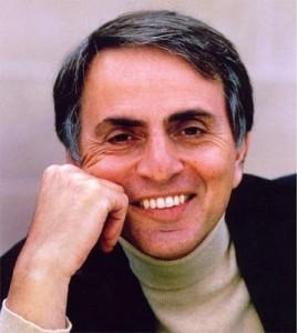 Carl Sagan - Scientist with Spirit