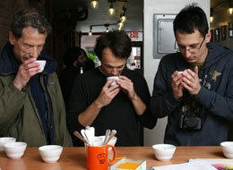 Coffee Connoisseurs in Discrimination as defined in the Michael Teaching