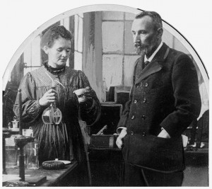 Marie and Pierre Curie - Examples of Task Companions in The Michael Teaching
