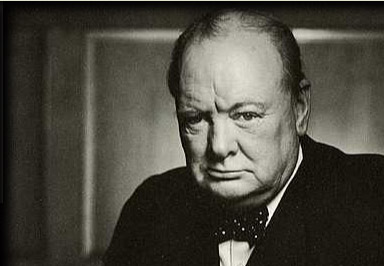 Churchill and the definition of Stubbornness in the MIchael Teaching