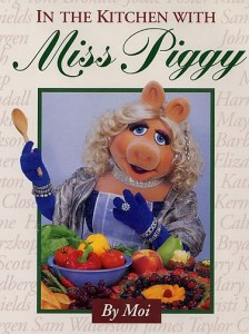 Miss Piggy and Greed as defined in the Michael Teaching