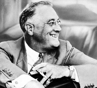 President FDR - Mature Sage in the Michael Teachings