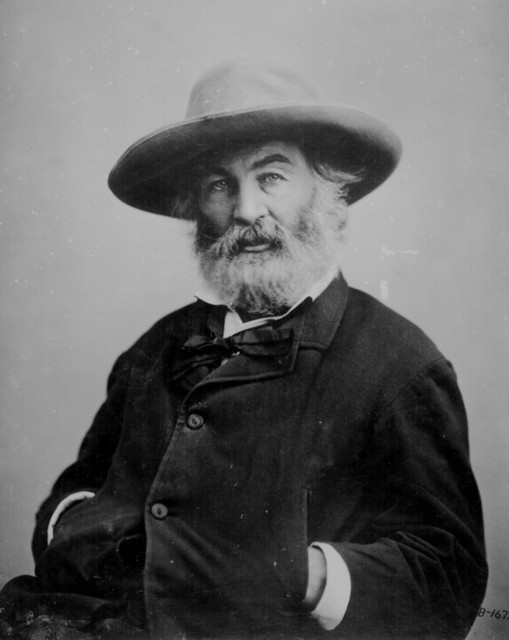 Old Soul - Walt Whitman