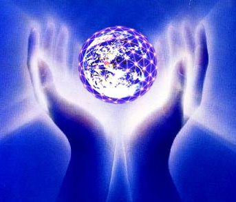 Divine Light Prayer Grid | Citizen of Earth™