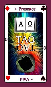 The TAO Card of the MIchael Tarot Divination Cards