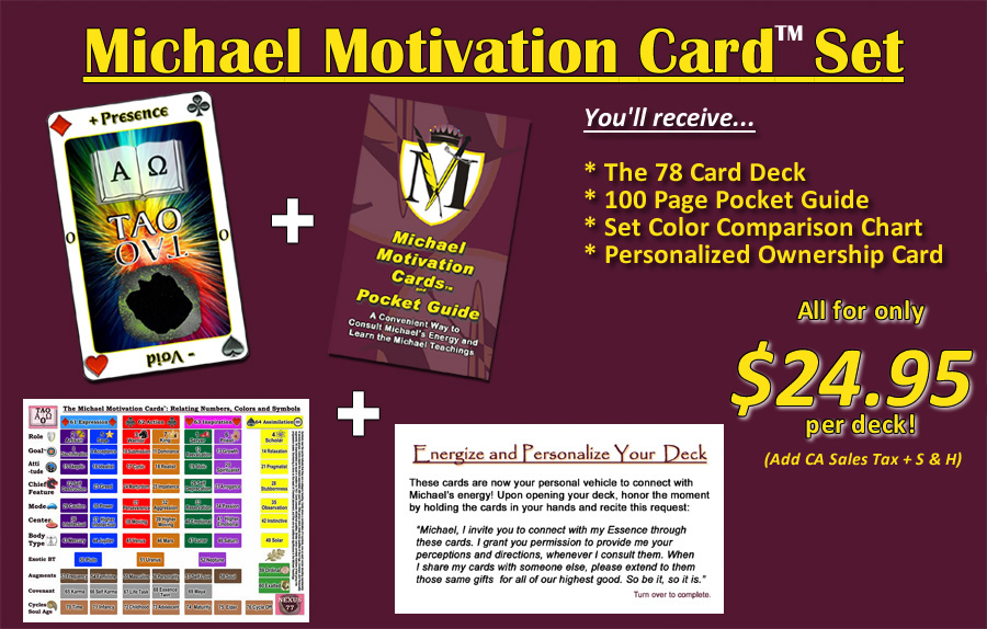 The Combined Motivation Card Set