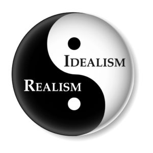 Vision and Havingness is what Idealism is to Realism