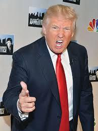 Young King Donald Trump
