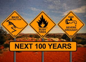 climate change and extinction