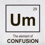 um-the-element-conusion