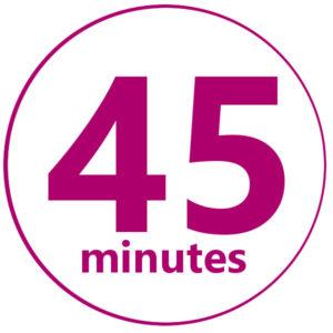 45minutes