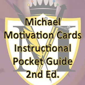 Michael Motivation Cards Instructional Pocket Guide 2nd Edition